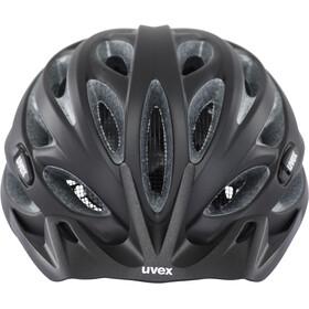 UVEX Oversize Kypärä, black mat-silver